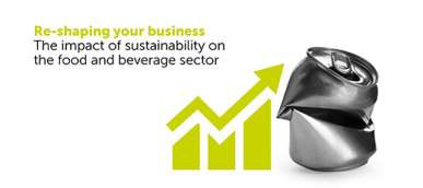 The impact of sustainability on the food and beverage sector - update
